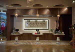 Sign AltarD state NovaFlex LED Inside store 2