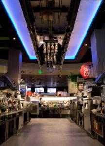Dave and Buster's-Bar Interior, Nova Flex LED