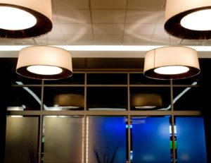 Nova Flex LED Ribbon Tape - 120-3225k- Fave and Busters - function room