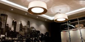 Fuction Room Interior, Nova Flex LED