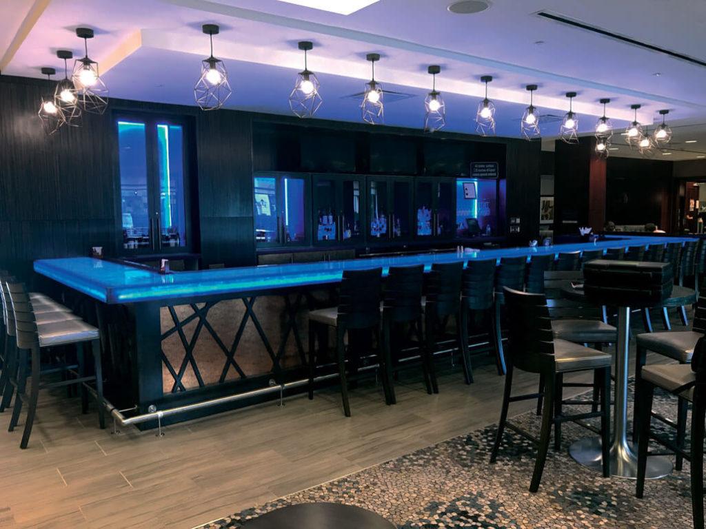 Bar And Restaurant Led Lighting