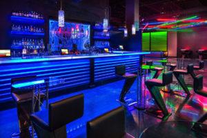Nova Flex LED strip light - pro 240-blue-I-5 Design - Shadeh nightclub - bar