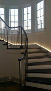 Nova Flex LED tape Ribbon Light Pro 120-3225K, Staircase Lighting