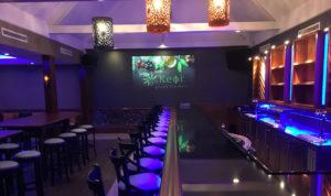 Kephi Greek Kitchen with LED Tape