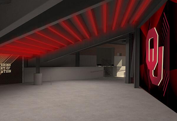 Oklahoma Sooners - LED Lighting