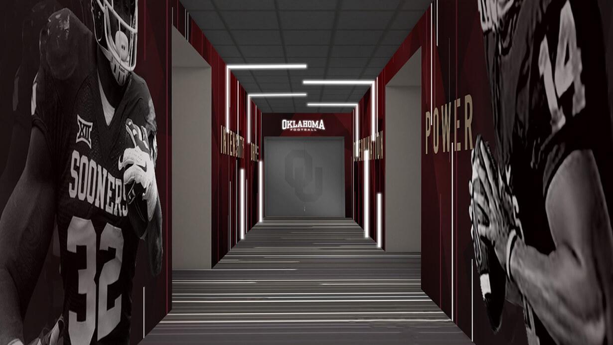 Oklahoma Sooners - LED Lighting Project